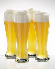 Birre weiss. Senza sponsor in rispetto all'etica professionale