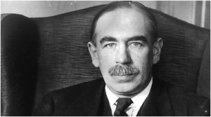 John Maynard Keynes, economista