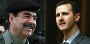 Assad&Saddam