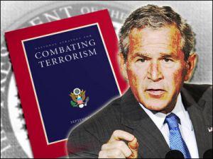 """Bush e la """"guerra al terrorismo"""""""