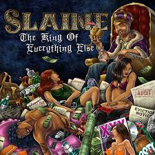 """The king of everything else"", primo album ""sobrio"" di Slaine"