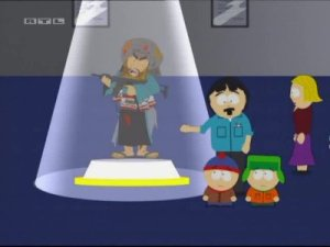 South Park, Museum of Tolerance: the stereotype of muslim terrorists