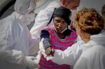 Una migrante (da metropolisweb.it)