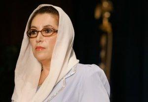 Benazir Bhutto, almeno una persona seria andava messa