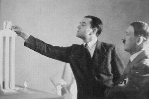 Hitler e Speer, si malignava di una relazione fra i due