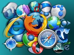 I browser, i navigatori del web, le caravelle 2.0. Molti richiamano la terra, l'acqua e le bussole per orientarsi