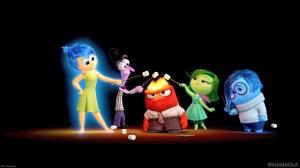 I personaggi di Inside Out,