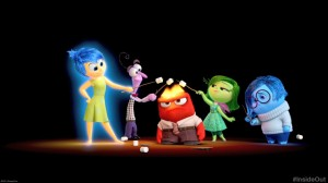 I personaggi di Inside Out,