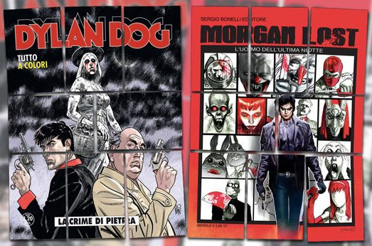 Dylan Dog e Morgan Lost