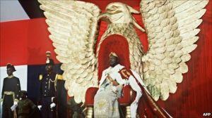Sua sobrietà imperiale Bokassa
