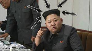 Kim's haircut