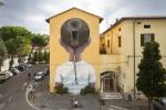 Opera di Seth realizzata ad Arezzo durante il 2015