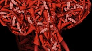 Blood Ivory Elephant AK47 by Victor van Gaasbeek