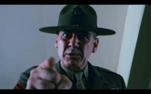 Sergeant Hartman