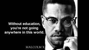 Malcolm X, maestro di Clarence 13X