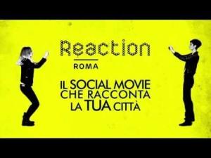 Reaction Roma su volantino giallo