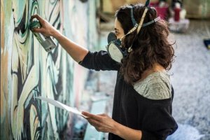 Alice Pasquini, in arte ALicé