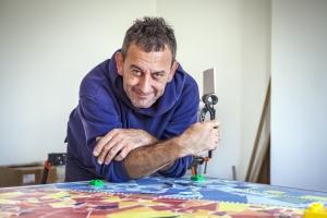 Davide Tinelli in arte Atomo