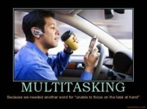 multitasking versione uomo