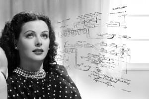 La bellissima e geniale Hedy Lamarr