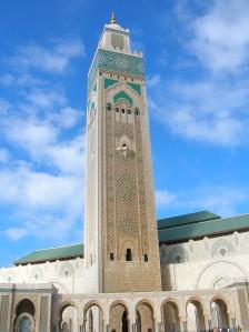 La moschea di Casablanca [foto di Al Rinaldi]