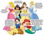 Le principesse Disney e l'immaginario che si portano appresso