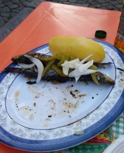 """La sardina, insieme al baccalà, è il pesce più """"stereotipato"""" del Portogallo"""