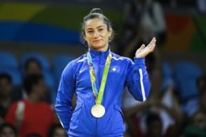 Majlinda Kelmendi, primo storico oro per il Kosovo