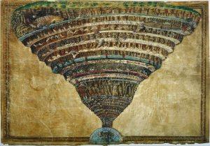 Sandro Botticelli e i gironi danteschi