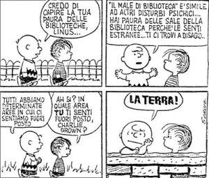 Paura, ansia e altri disturbi psichici secondo Charlie Brown