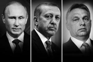 Putin, Erdogan, Orban