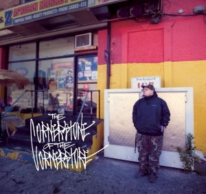 "La copertina di ""The cornerstone of the corner store"", fresco album di Vinnie Paz"