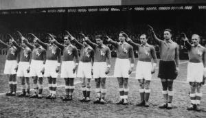 La nazionale italiana ai mondiali di casa del 1934