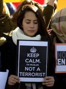la marcia di Parigi del gennaio 2015 per la libertà di parola e in ricordo delle vittime di Charlie Hebdo