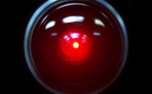 Hal 9000, da 2001: Odissea nello Spazio