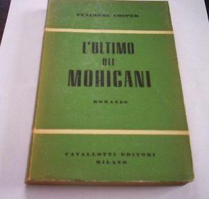 L'ultimo dei Mohicani, di Cooper, probabilmente ispirato dai diari di viaggio di Beltrami