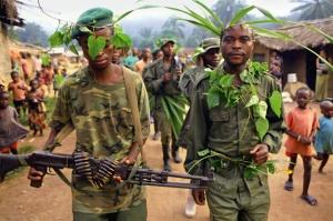 I Mai-Mai in Congo