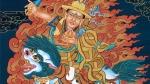 il demone iracondo dal Tibet