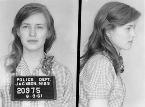 Joan Mulholland arrestata