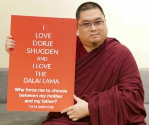 Il lama Tsem Rinpoche