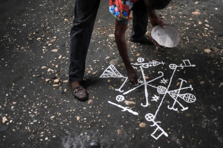 i veve haitiani