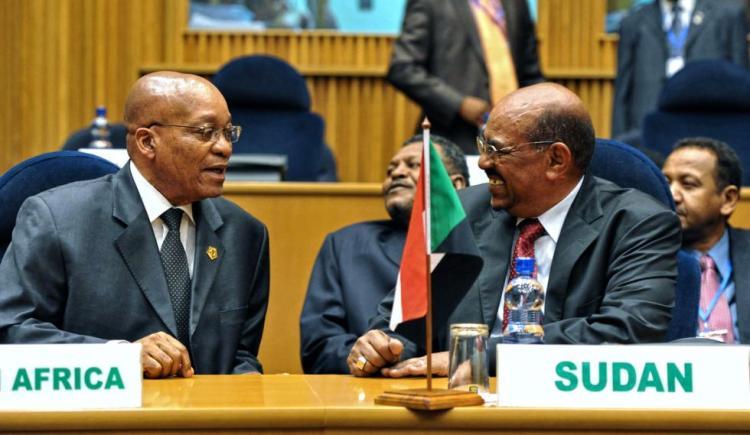 Zuma e al-Bashir