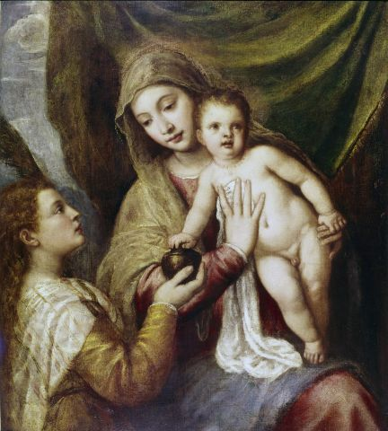 Maria e Maddalena