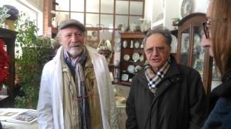 da sinistra: Riccardo Varsallona e Barbaro Messina