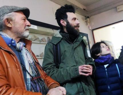 da sinistra: Riccardo Varsallona e Antonio Navanzino