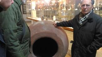 Barbaro Messina al Museo di Caltagirone