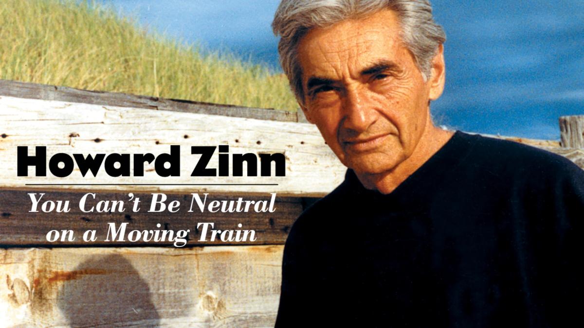 Non si può rimanere neutrali su un treno in movimento – Storia di un popolo