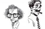 umorismo ebraico Allen Marx
