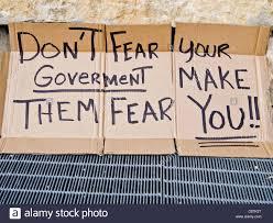 paura governo