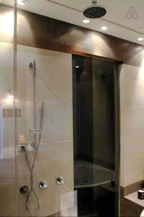 doccia bagno grande